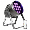 BeamZ Professional BPP200 LED Par 64 12x 18W 6-in-1 LEDs