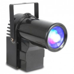 BeamZ PS10W Foco Pin LED 10W RGBW DMX