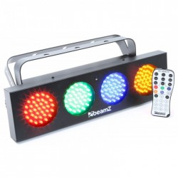 BeamZ DJ Bank 140 LEDs RGBA