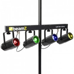 BeamZ Conjunto 4-Some Negro