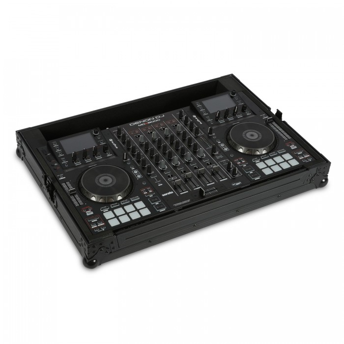 ultimate flight case denon mcx8000 black