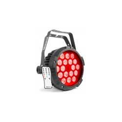 BeamZ BWA418 Foco PAR LED Aluminio IP65