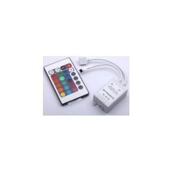 CONTROLADOR RGB 24 TECLAS 72W