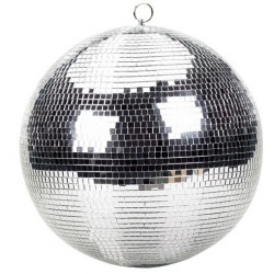 BeamZ Bola de espejos, cristal plano, 30cm