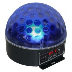 BeamZ Bola Magic Jelly DJ Multicolor LED DMX