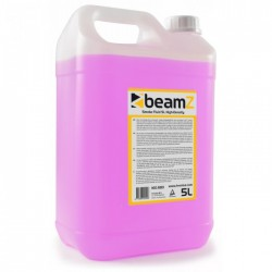 BeamZ Liquido de humo, alta calidad, 5 litros