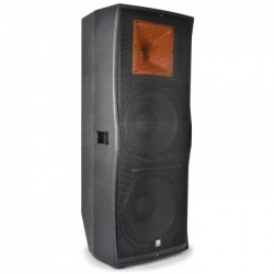 "Power Dynamics PD-525A Altavoz activo PA Speaker 2x 15"" 800W"
