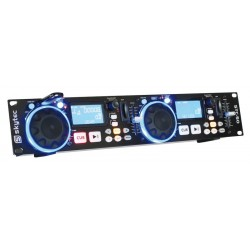 SkyTec STC-50 Doble Reproductor MP3/USB/SD