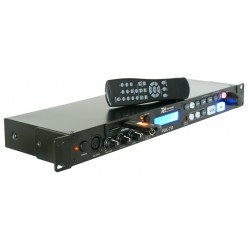 Power Dynamics PDC-70 1U Reproductor MP3/USB/SD