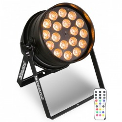 BeamZ BPP210 LED Par 64 18x 12W 4-in-1 LEDs