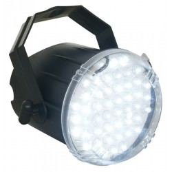 BeamZ Strobo LED Blanco peque¤o