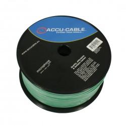 Bobina de cable AC para micro verde 100m