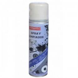 Spray limpiador para vinilos