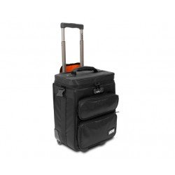 ultimate digital trolley to go black orange