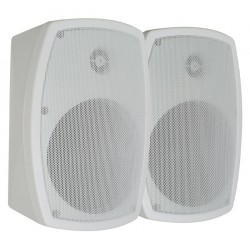 "Power Dynamics PD ISP5W 5"" 120W Altavoces Blanco"