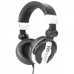 Power Dynamics PH200 Auriculares DJ Blancos
