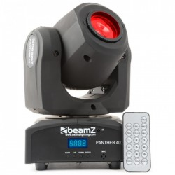 BeamZ Panther 40 Spot Led
