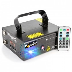 Beamz Anthe Ii Doble Laser