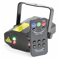 Beamz Titania Doble Laser