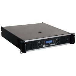 Power Dynamics PDA-B2500 Amplificador Profesional