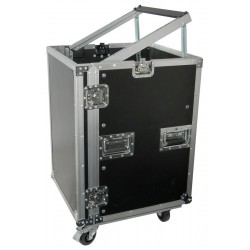 Power Dynamics PD-F12U8 Caja rack 19' con ruedas 12U