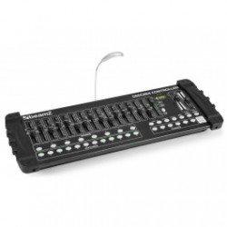 DMX 384 controlador 384 canales