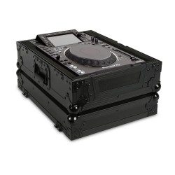ultimate flight case multi format cdj mixer ii black