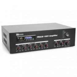 Power Dynamics PBA30 Amplificador linea 100V 30W