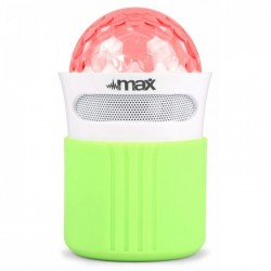 Max MX2 Altavoz Bluetooth Jelly ball
