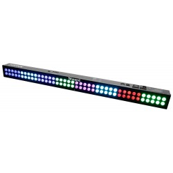 BeamZ LCB803 Barra LED 80x 3-en-1 DMX IRC
