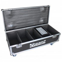 BeamZ Flightcase FL4 para 4 Unidades Star-Color 240 - 360