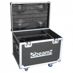 BeamZ Professional Flightcase FL7 para 2pcs Star-Color 720 Proyector Wash