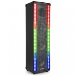 Vonyx LightMotion Bafle portatil LM65 400W