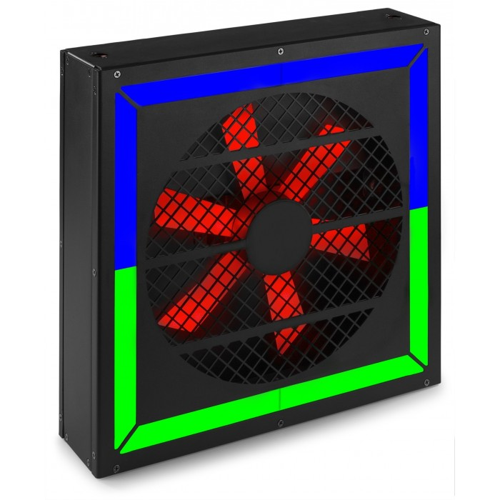 Beamz Ventilador Led Twister 400rgb