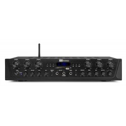 Power Dynamics PV260BT Amplificador de audio de 6 Canales 600W