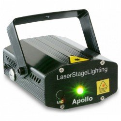 Beamz Apollo Laser Multipunto