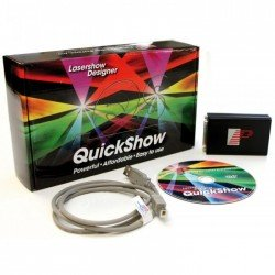 BeamZ Professional Software Pangolin Quickshow / Flashback 3