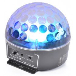 BeamZ Bola Magic Jelly DJ activado por musica