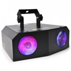 BeamZ Nomia LED doble Mini Sky