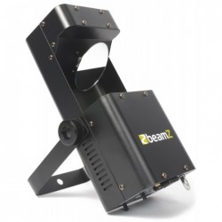 BeamZ Wildflower LED escaner 10W con gobo