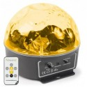 BeamZ Mini Star Ball 6x 3W RGBAWP IR mando a distancia