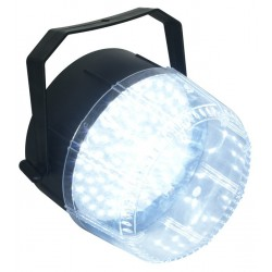 BeamZ LED blanco Strobo grande