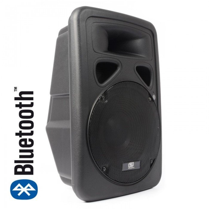 "SkyTec SP1200ABT Bafle BT Activo 12"" con MP3"