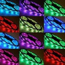 Tira de led 5050/ 60 led RGB ip20