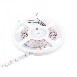 Tira de led 5050/ 30 led RGB ip20