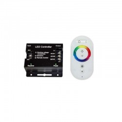 Led Controller RF Touch series blanco
