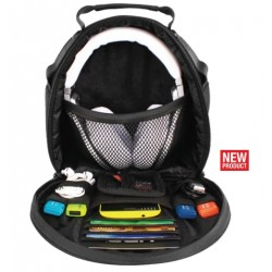 ultimate digi headphone bag black