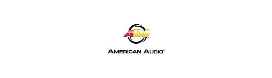 AMERICAN AUDIO