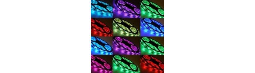 TIRAS DE LED